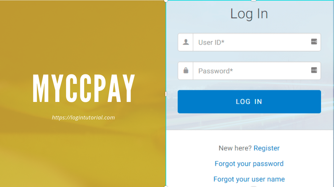 myccpay login registration and reset