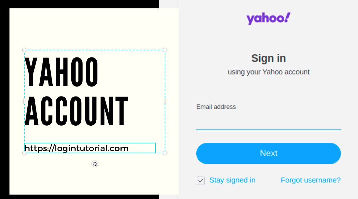 create yahoo mail account
