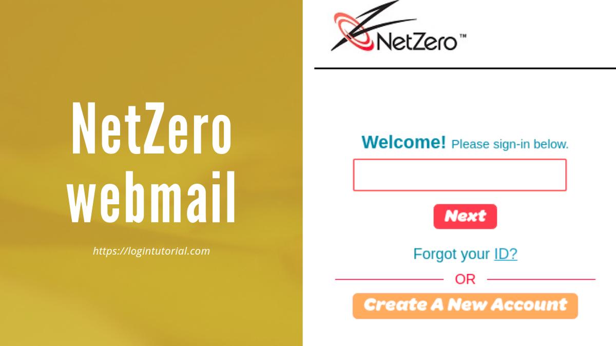 netzero webmail portal