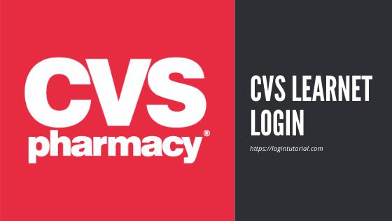 CVS Learnet Employee Login Portal
