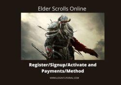 Elder Scrolls Online LOGIN