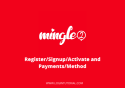 How to login Mingle2 dating site?