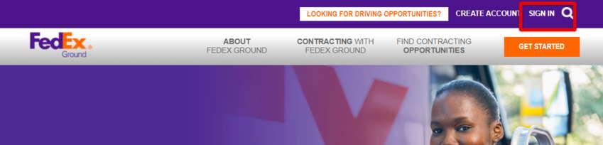 MyGroundBiz Fedex Login