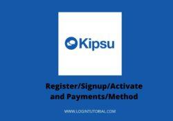 How Do I Login Kipsu Account?